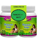 Shatavari Kalpa Pulbere Plante 50 gr 1+1 GRATIS! Indian Herbal