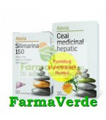 Silimarina 150 mg Alevia
