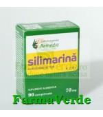 SILIMARINA FORTE 70mg 90 capsule Remedia