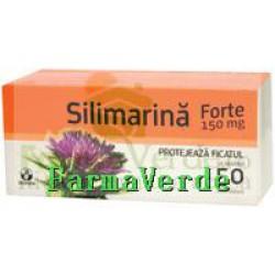 Biofarm Silimarina Forte 150 mg ficat sanatos 50 comprimate