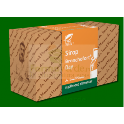 Sirop Bronchofort Day 100 ml Medica ProNatura