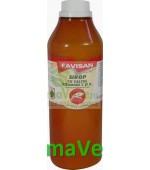 Sirop Calciu + vit C + D3 250 ml Favisan