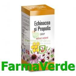 Sirop de Echinacea si Propolis 100 ml Hipocrate