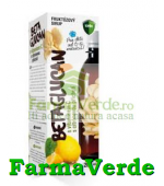 SIROP DE FRUCTOZA BETAGLUCAN  cu Vitamina C 200 ml