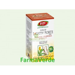 Sirop cu Miere LAXATIV FORTE  100 ml Fares