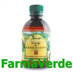 Sirop de Macese si Catina 250 ml Hipocrate