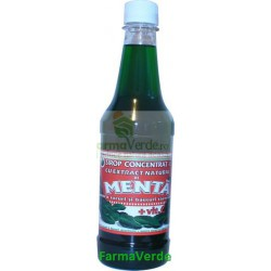 Sirop Concentrat din Menta 500 ml Favisan