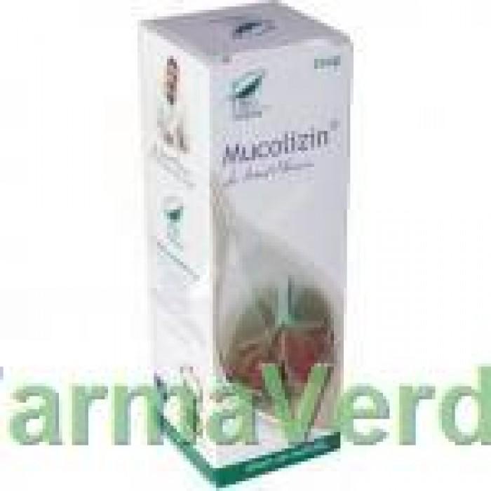 Sirop Mucolizin expectorant 100 ml Medica ProNatura