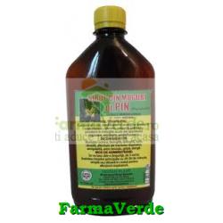 Sirop de Muguri de Pin 500 ml Faunus Plant