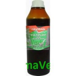 Sirop Multiplant 36 de plante 250 ml Favisan
