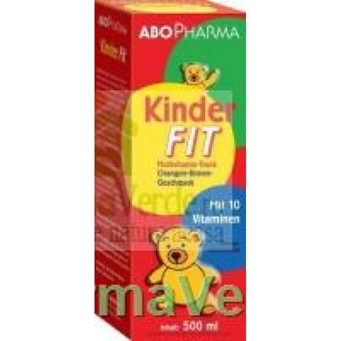 Sirop Multivitamin Pentru Copii 500 ml Abo Pharma