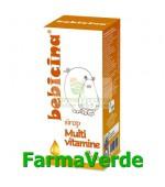 Bebicina Multivitamine Sirop 100ml Hipocrate Omega Pharm