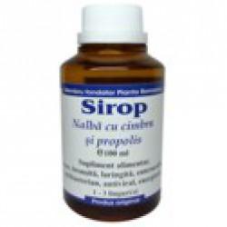 Sirop Nalba, Cimbru si Propolis 200 ml Pontica Elidor