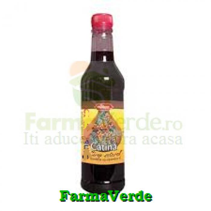 Sirop Pasteurizat Catina 480 ml Natex Adventure Import Export