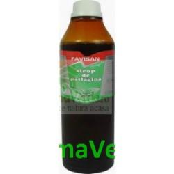 Sirop Patlagina 250 ml Favisan