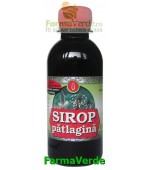 Sirop de Patlagina 200 ml Manicos