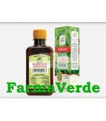 Sirop din Muguri de Pin si Patlagina 200 ml Dorel Plant