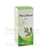 Sirop natural din muguri de pin si brad 100 ml Vitalia Pharma