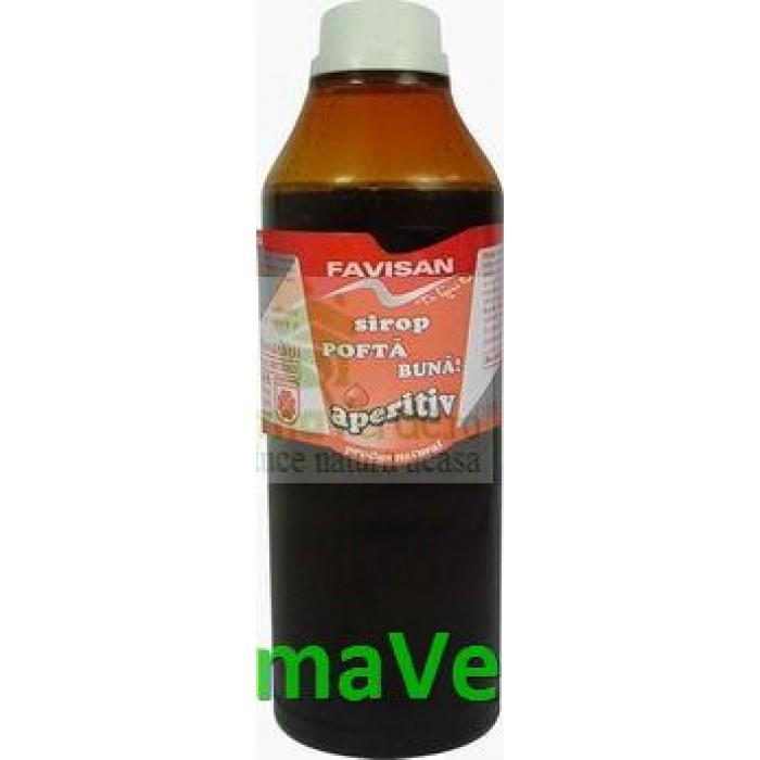 Sirop Pofta Buna 250 ml Favisan