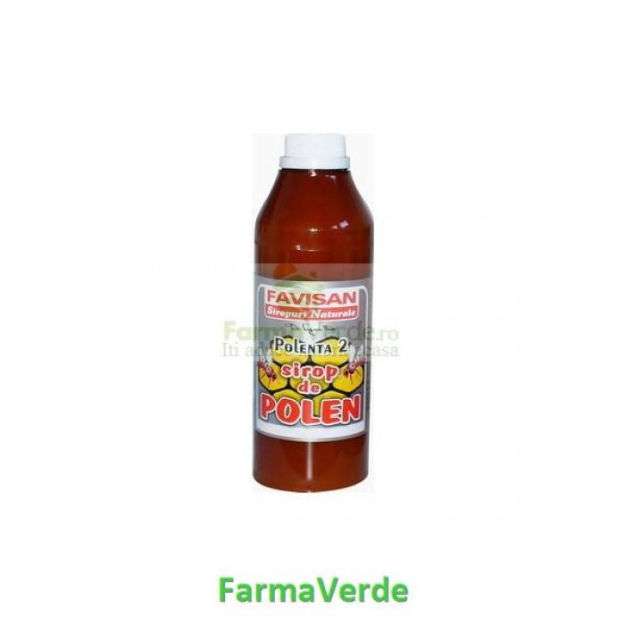 Sirop Polenta 2 250 ml Favisan