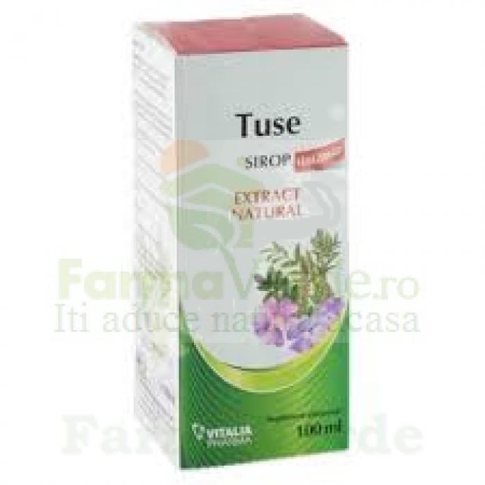 Sirop de Tuse 100 ml Vitalia Pharma