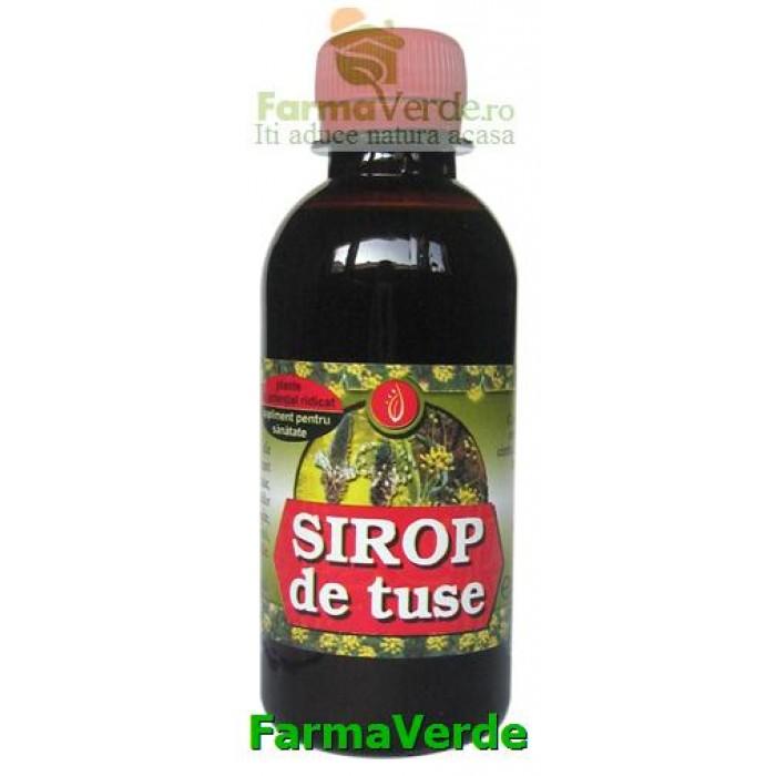 Sirop de Tuse 200 ml Manicos