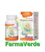 Vitaminizant copii Ingerasul 60 cpr Dacia Plant