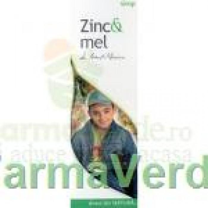 Sirop Zinc & mel 100 ml Medica ProNatura