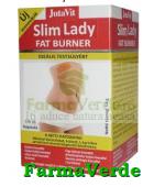 Slim Lady Arde grasimile Fat Burner 100 capsule Magnacum Med