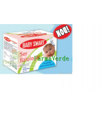 Ser Fiziologic Baby Smart 20 monodoze x 5 ml SmartPatch