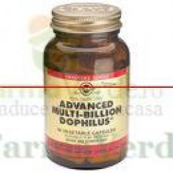 Solgar Advanced Multibillion Dophilus 60 capsule
