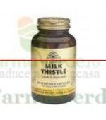 Solgar Milk Thistle Silimarina 50 capsule