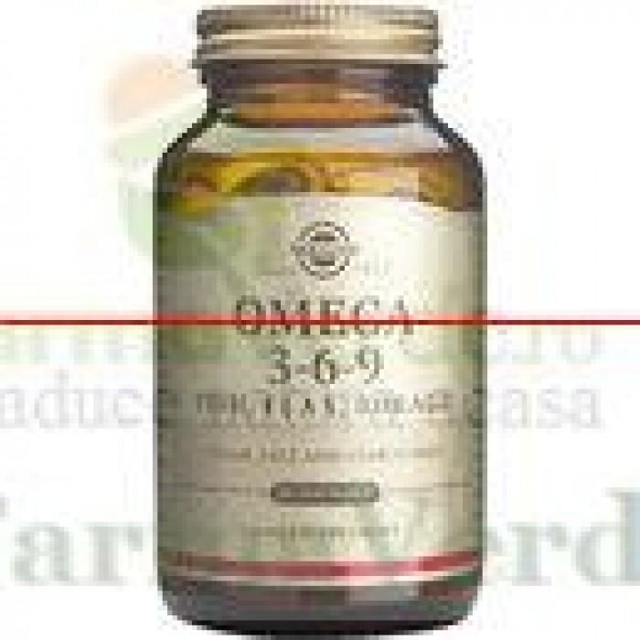 Solgar Omega 3-6-9 60 capsule