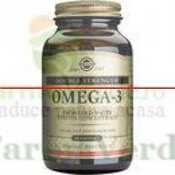 Solgar Omega 3 dublu concentrat 700 mg 30 capsule