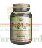 Solgar Spirulina 750 mg 100 tablete