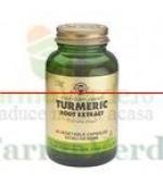 Solgar Turmeric Root Extract 60 capsule