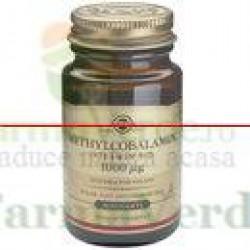 Solgar Vitamina B12 500 mcg 50 tablete Cobalamina