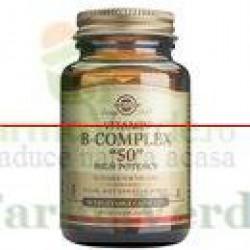 Solgar B-50 Complex de Vitamine 50 capsule