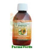 Solutie extractiva de papaya 200 ml Favisan