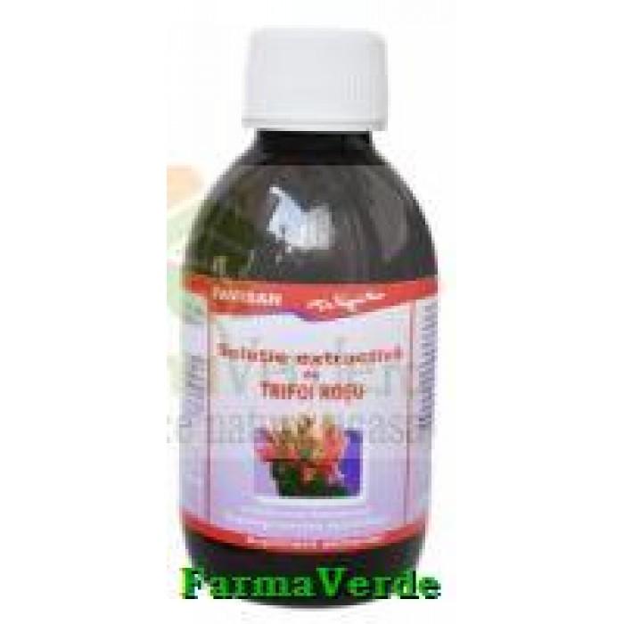 Solutie extractiva de trifoi rosu 200 ml Favisan