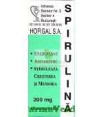 Spirulina 40 Cpr 200 mg Hofigal
