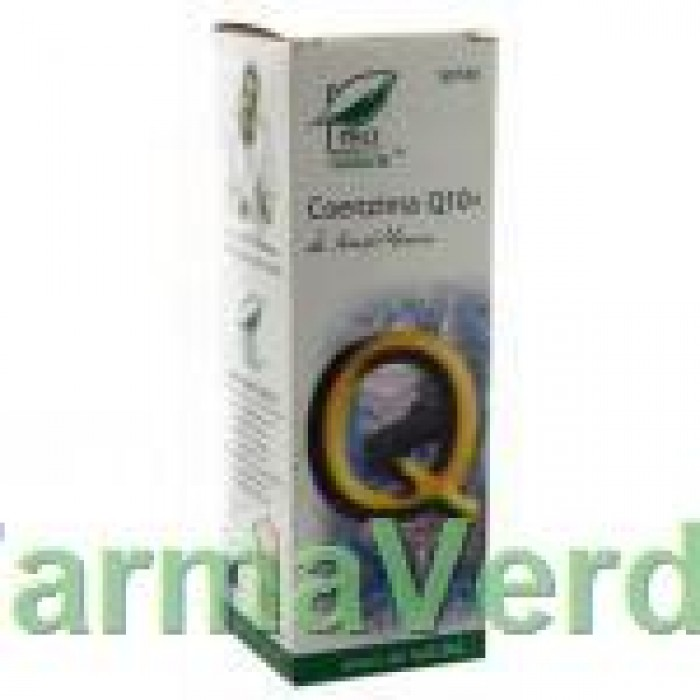 Spray Coenzima Q10 10 mg 50 ml Medica ProNatura