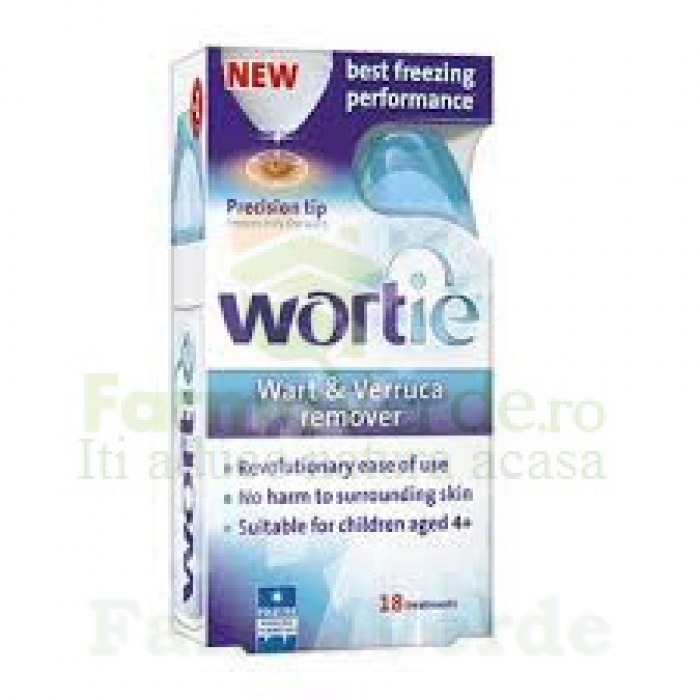 Wortie Spray contra Negilor x 50 ml Vitalia Pharma
