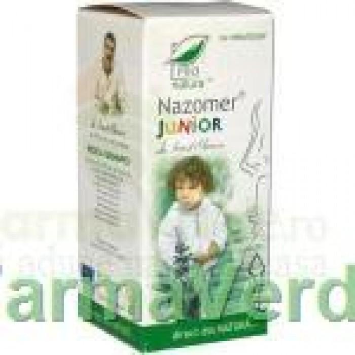 Spray Nazomer Junior 50 ml cu Nebulizator Medica