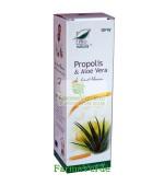 Spray Propolis si Aloe Vera 100 ml Medica Pronatura
