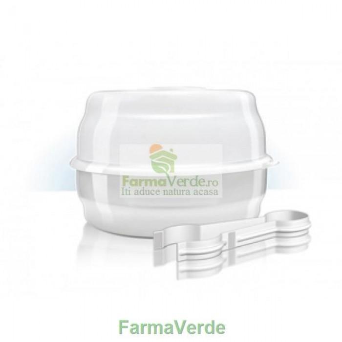 Sterilizator pentru microunde REER Natural Clean 3208.1