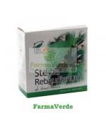 Stevia Rebaudianum 60 comprimate Medica ProNatura