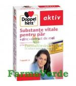 Doppelherz Aktiv Substante vitale pentru par 30 capsule