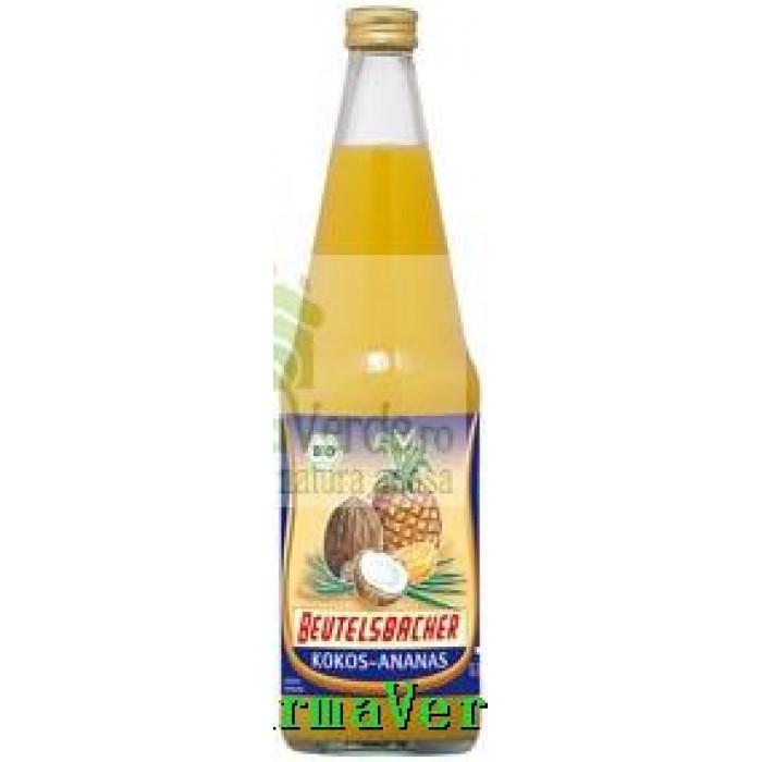 Suc De Cocos-Ananas Bio 0.7L BEUTELSBACHER