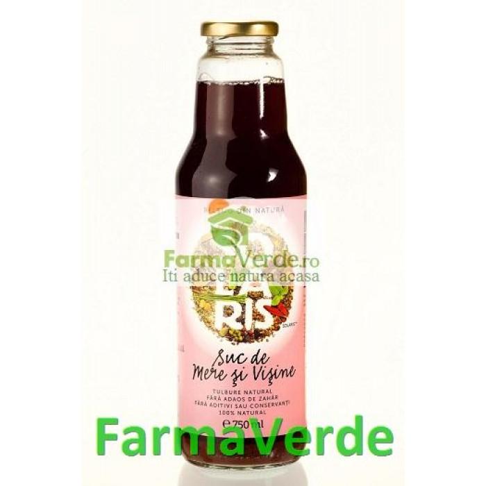 Suc De Mere Si Visine 750 ml Solaris Plant
